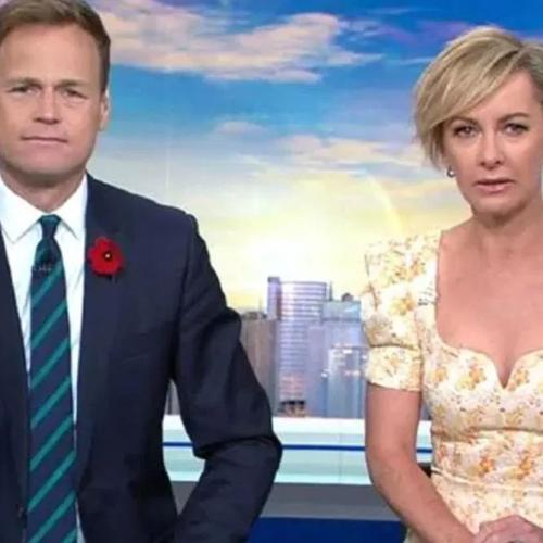 Awkward Moment On The Today Show Addressing Georgie's Absence
