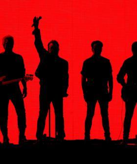 96FM's Gavin Miller Reviews U2's Aussie Joshua Tree Tour Concert