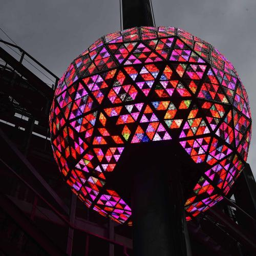 Why The 'Ball Drops' In New York City's Times Square On New Year's Eve