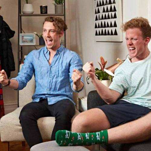 Adam And Symon From Gogglebox Tipped To Star In Another Channel 10 Show Next Year