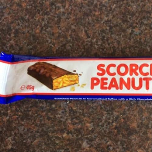 Scorched Peanut Bars Are Back On Aussie Shelves...After 40 Years!