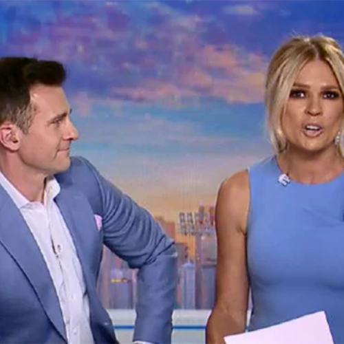 Sonia Kruger's Shock Resignation Live On-Air