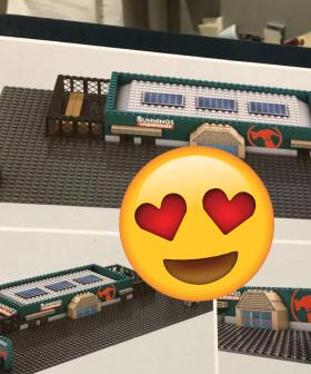 You Can Now Get A LEGO-Style Bunnings Warehouse, And TBH, It's About Time