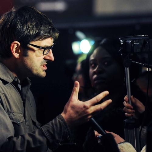 The Moment Louis Theroux Genuinely Feared For His Own Safety