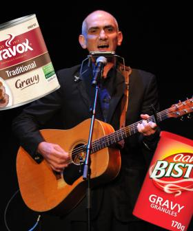 Yeah, But Will Paul Kelly Ever Ever Come Out With His Own Brand Of Gravy?
