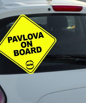 Aussie Parents Drive Better With A Pavlova In The Car Than Their Own Child