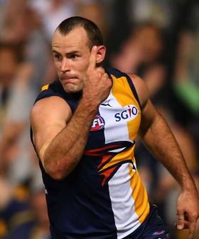 Shannon Hurn Steps Down As West Coast Eagles Captain