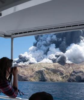 'It Was The Eeriest Feeling': Fred Recalls Living Near NZ's White Island Volcano