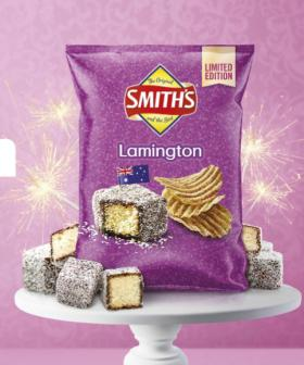 Lamington Flavoured Chips CONFIRMED... Here's What They'll Taste Like
