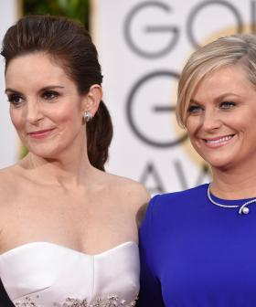 Amy Poehler & Tina Fey Are Hosting the 2021 Golden Globes