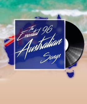 The Essential 96 Australian Songs