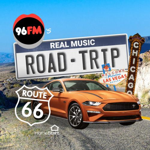 We Could Be Sending You On The Trip Of A Lifetime On Route 66