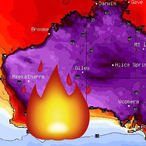 Temperatures Across Australia Set To Rise And The Overnight Temps Are Going To Be Horrid