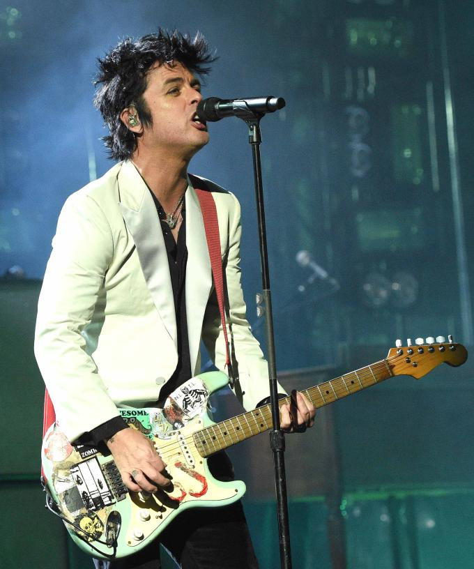 The Green Day Album Billy Joe Armstrong Wants To 'Go Back And Re ...