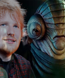 So, That Alien Creature in The Rise of Skywalker Was Ed Sheeran