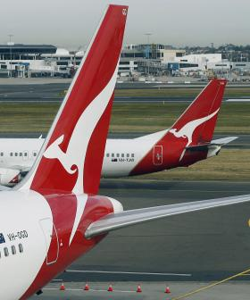 Qantas Flight Bound For Sydney Forced To Make Emergency Landing In Perth