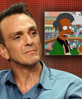Hank Azaria Will No Longer Voice Simpsons' Apu