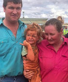 Toddler Missing At Remote WA Station Found With Her Dog By Her Side