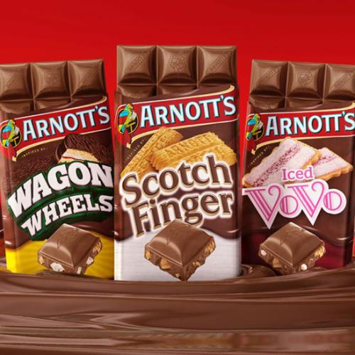 Arnott's Have Added Another Iconic Biscuit To Their Choccie Range