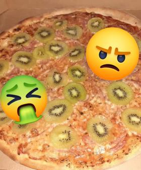 Just When You Thought Pineapple On Pizza Was Settled, Along Comes This