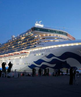 Two Passengers Aboard Quarantined Diamond Princess Die From Coronavirus
