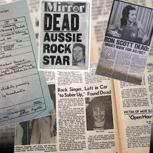 40 Years On, Bon Scott's Death Still Rocks Australia