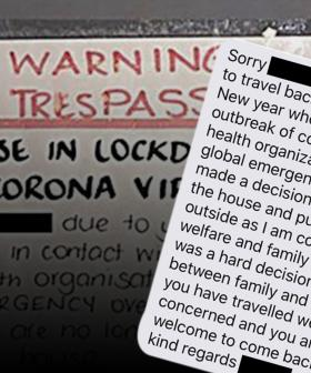 Landlord Evicts Student From Perth Home Over Coronavirus Fears