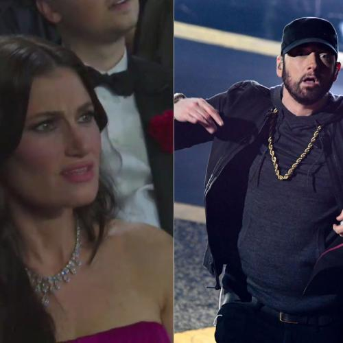 Everyone's Reaction To Eminem At The Oscars Is The New Meme Of The Day