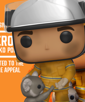 Funko Pop To Release Heroic Aussie Firefighter Figurine And Oh My Heart