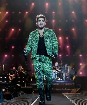 Adam Lambert And Queen Reprise 1985 Live Aid Set For Fire Fight Australia