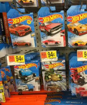 Time to Raid Dad's 'Hot Wheels' Because This One Could Snag $150,000