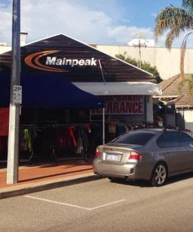 Perth-Owned Outdoor Retailer Mainpeak Goes Into Administration