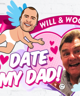 "Will & Woody's ""Date My Dad"""
