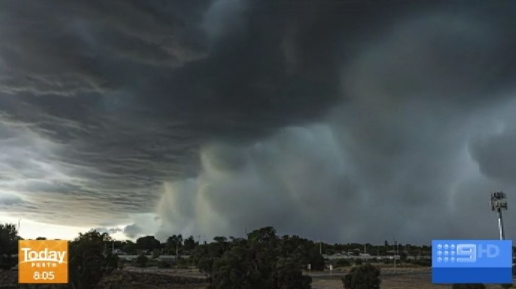 perth storm - photo #37