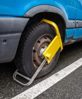 Moves Made To Ban 'Un-Australian' Wheel Clamping In WA