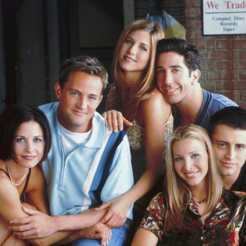 It's Happening: Friends Reunion Is On It's Way