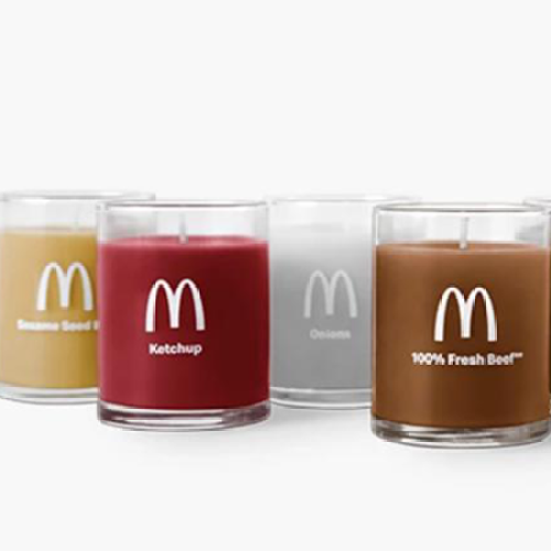 Maccas Is Releasing Quarter Pounder Scented Candles Because It Really Is The Best Scent of All