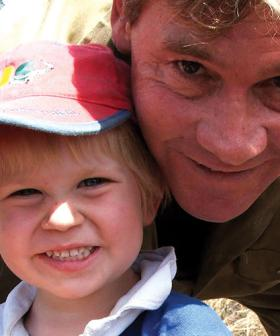 New Picture Of Robert Irwin Stops Fans In Their Tracks