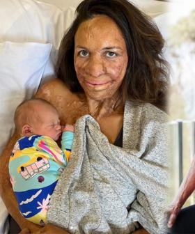 Turia Pitt Has Given Birth To Her Second Child With Michael Hoskin