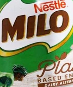 Vegan Milo Hits Shelves And We Recommend At Least Six Scoops, As Usual