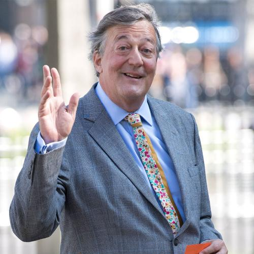 Stephen Fry Has Busted A Whole Bunch Of Coronavirus Myths In One Awesome Video