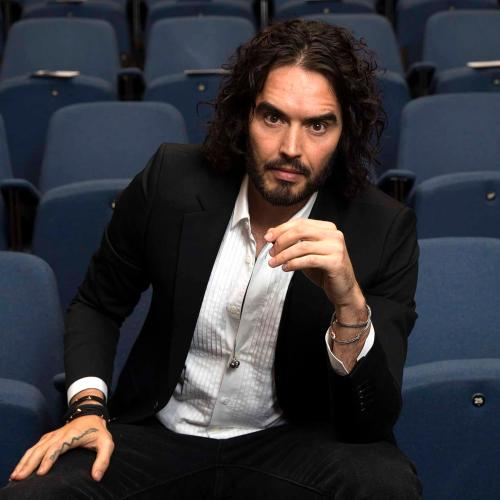 Russell Brand Cancels Perth Gig Over COVID-19 Woman Who Went To Concert Hall