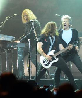 Bon Jovi Keyboardist David Bryan Tests Positive For Coronavirus