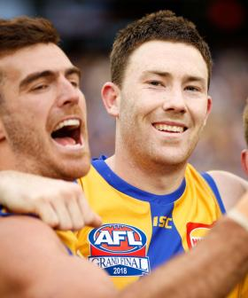 Why Eagle Jeremy McGovern Had To Wear Another Teammate's Right Boot During Freo Match