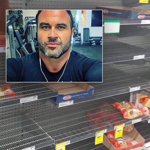 Miguel Maestre's Top Tips For Food Shopping Amid The 'Crazy Feeling'