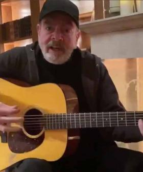 Neil Diamond Has Reworked 'Sweet Caroline' Without The 'Hands, Touching Hands'