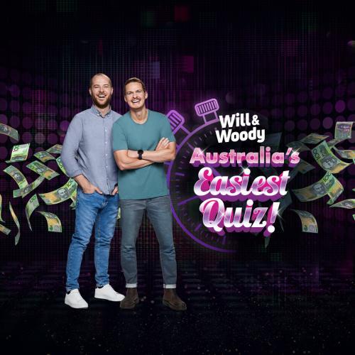 Will & Woody Australia's Easiest Quiz!