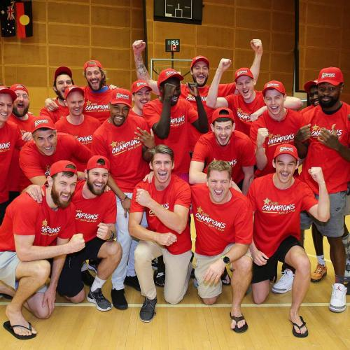 'It's A No Brainer – You Won': Perth Wildcats Bag 10th NBL Championship