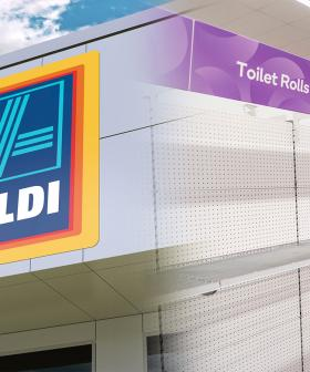 ALDI's SAVAGE Note To People Panic Buying Toilet Paper Amid Coronavirus Outbreak