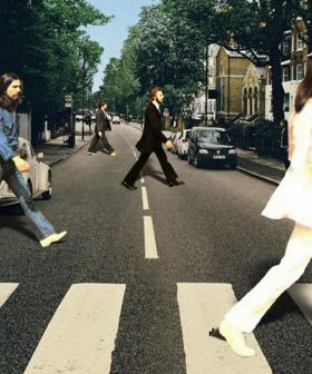 Recreating Iconic Album Covers For Our Current Social Distancing World